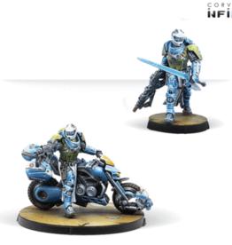 Corvus Belli Infinity - Panoceania - Knight of Montesa (Limited)