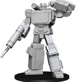 Wizkids Transformers: Wizkids Unpainted Minis - Soundwave