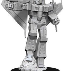Wizkids Transformers: Wizkids Unpainted Minis - Starscream