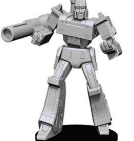Wizkids Transformers: Wizkids Unpainted Minis - Megatron