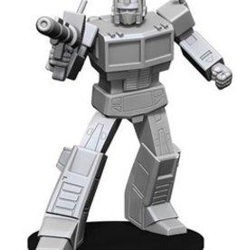 Wizkids Transformers: Wizkids Unpainted Minis - Optimus Prime