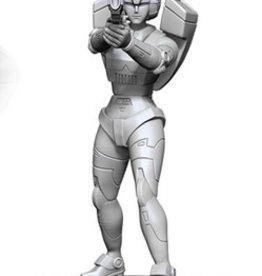 Wizkids Transformers: Wizkids Unpainted Minis - Arcee