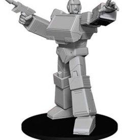 Wizkids Transformers: Wizkids Unpainted Minis - Ironhide