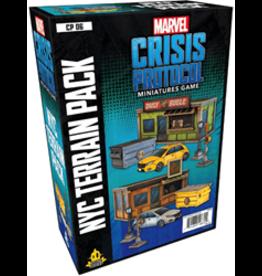 Atomic Mass Games Marvel Crisis Protocol: NYC Terrain
