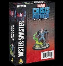 Atomic Mass Games Marvel Crisis Protocol - Mr. Sinister