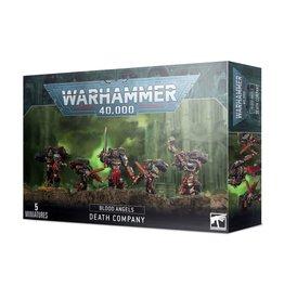 Games Workshop Warhammer 40,000: Blood Angels Death Company