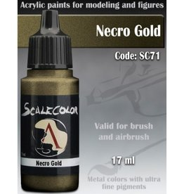 Scale75 Scale 75: Metal N Alchemy: Necro Gold (SC-71)