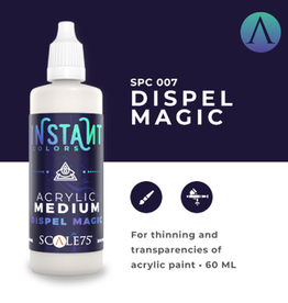 Scale75 Scale 75: Instant Colors Acrylic Medium - Dispel Magic