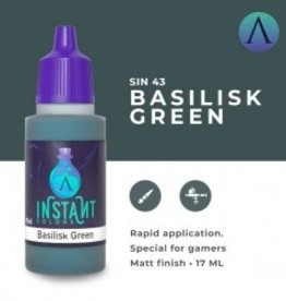 Scale75 Scale75: Instant Colors: Basilisk Green (SIN43)