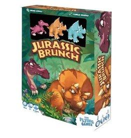 The Flying Games Jurassic Brunch