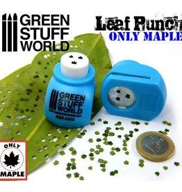 Green Stuff World Green Stuff World: Miniature Leaf Punch - Medium Blue