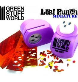 Green Stuff World Green Stuff World: Miniature Leaf Punch - Light Purple