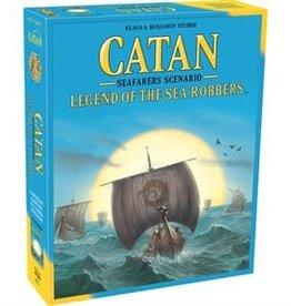 Catan Studio Catan: Expansion Seafarers: Scenario - Legend Of The Sea Robbers