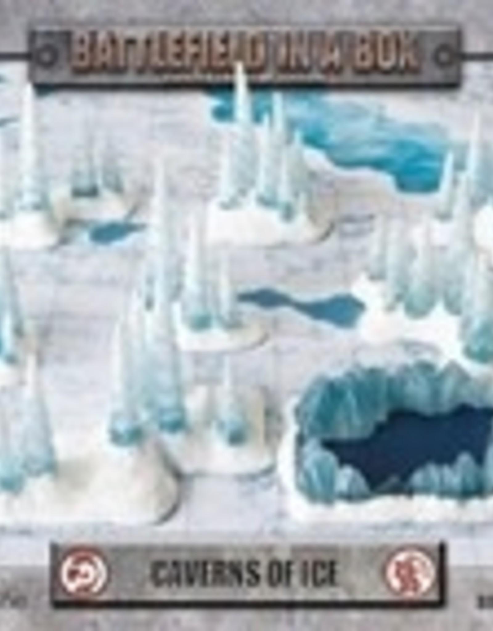 Battlefield in a Box Battlefield in a Box: Caverns of Ice Terrain Set