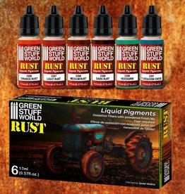 Green Stuff World Green Stuff World: Rust - Liquid Pigments