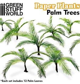 Green Stuff World Green Stuff World: Paper Plants - Jungle Palm