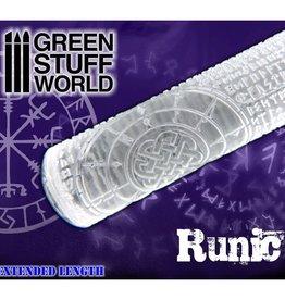 Green Stuff World Green Stuff World: Rolling Pin - Runic