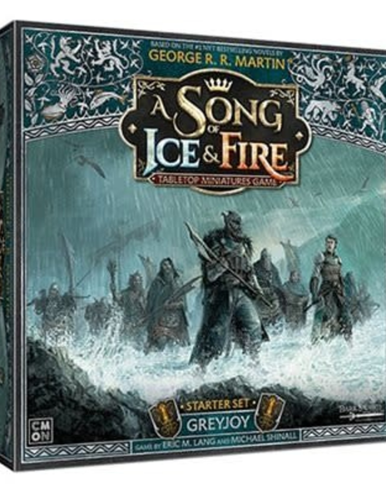CMON A Song of Ice & Fire: Greyjoy - Starter Set