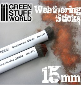 Green Stuff World Green Stuff World: Weathering Sticks (15mm)
