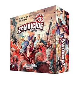 CMON Zombicide - 2nd Edition