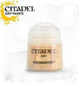 Citadel Paints: Sigmarite (Dry)