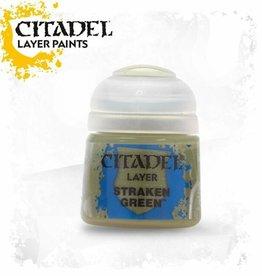 Citadel Paints: Straken Green (Layer)