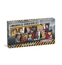 CMON Zombicide - 2nd Edition: Chronicles Survivor Set