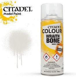 Games Workshop Citadel Paints: Wraithbone (Spray)
