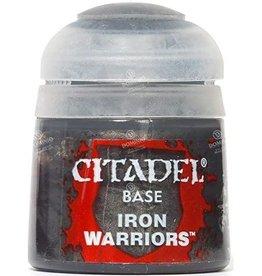 Citadel Paints: Iron Warriors (Base)
