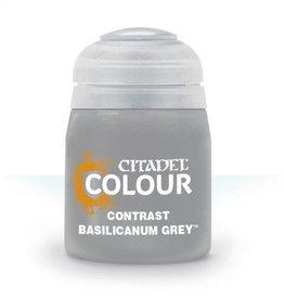 Citadel Paints: Basilicanum Grey (Contrast)