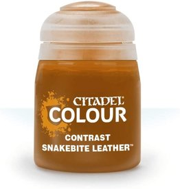 Citadel Paints: Snakebite Leather (Contrast)