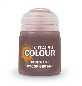 Citadel Paints: Cygor Brown (Contrast)