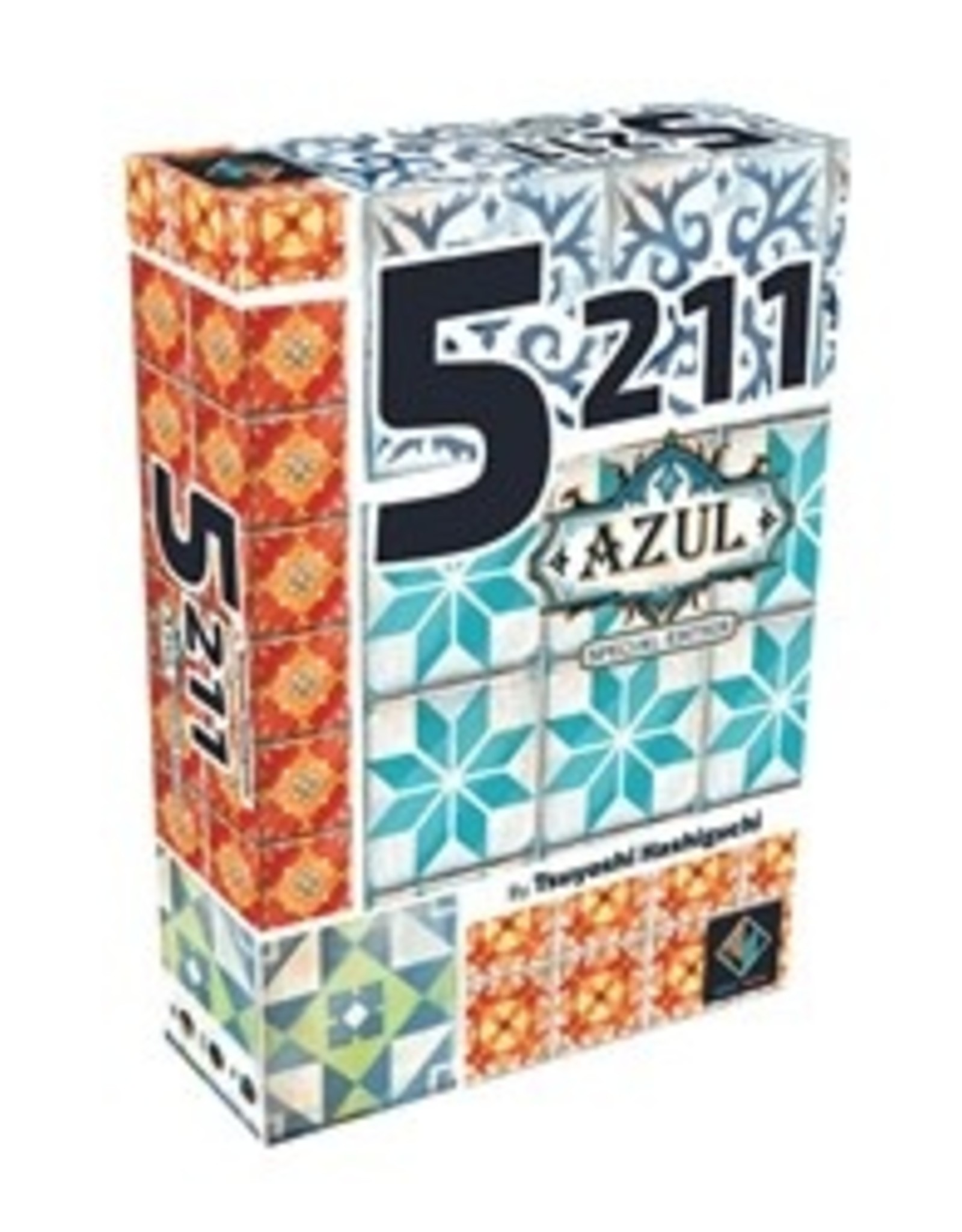 Asmodee 5211 - Azul Edition