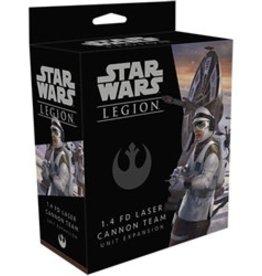 Fantasy Flight Games Star Wars Legion: Rebel: 1.4 FD Laser Cannon Team Unit Expansion