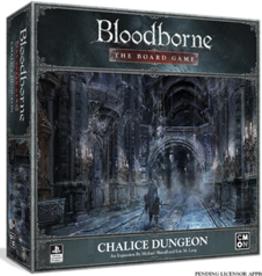 CMON Bloodborne: The Board Game: Forsaken Cainhurst Castle