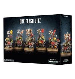 Games Workshop Warhammer 40,000: Ork Flash Gitz