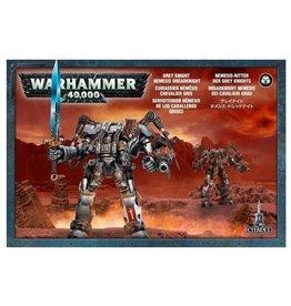 Warhammer 40,000 Warhammer 40K: Grey Knights Nemesis Dreadknight