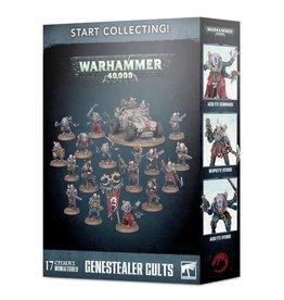 Games Workshop Start Collecting! Genestealer Cults