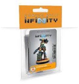 Corvus Belli Infinity: NA2 Monstruckers (Boarding Shotgun)