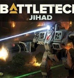 Catalyst Game Labs Classic BattleTech: Technical Readout Jihad