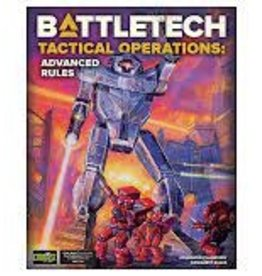 Catalyst Game Labs Battletech Tactical Operations: Advanced Rules