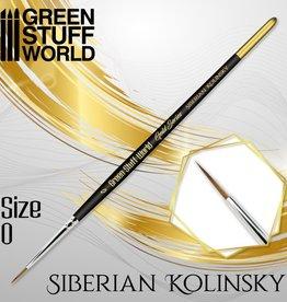 Green Stuff World Green Stuff World: Brushes - Gold Series 0