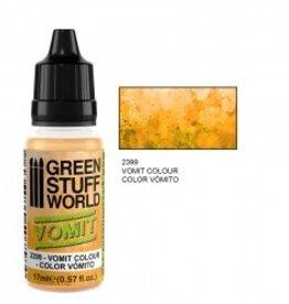 Green Stuff World: Vomit