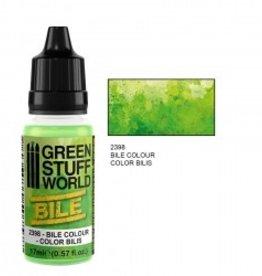 Green Stuff World: Bile