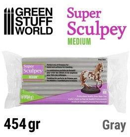 Green Stuff World: Super Sculpey Grey