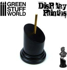 Green Stuff World: Base 5x5 cm Black