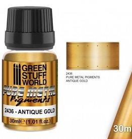 Green Stuff World: Antique Gold