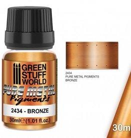Green Stuff World: Bronze