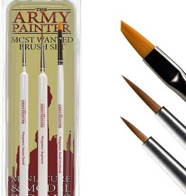 Army Painter Army Painter: Most Wanted Brush Set