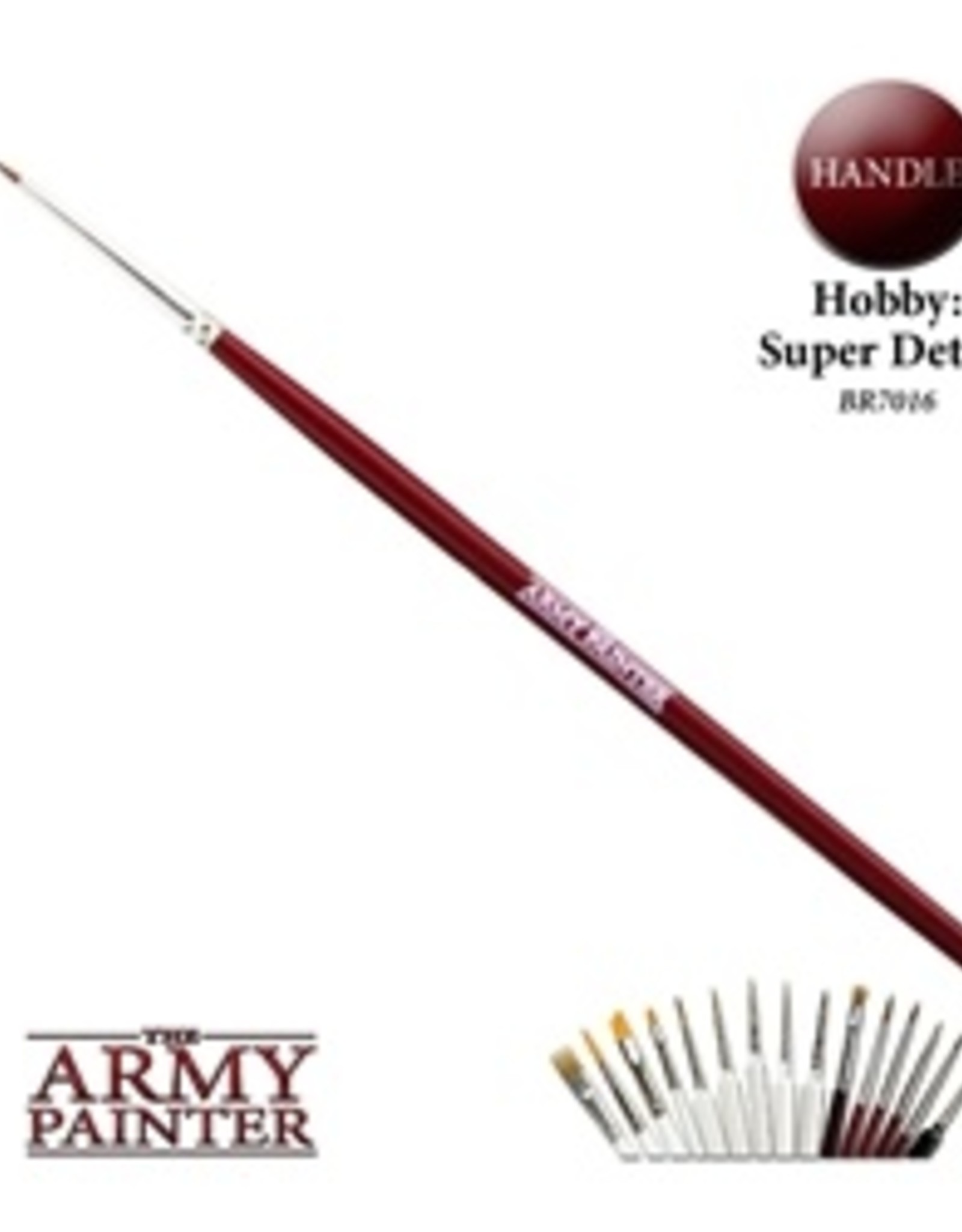 Army Painter Army Painter: Hobby - Super Detail Brush